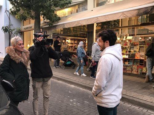 Miki Núñez rueda su postal del Festival de Eurovisión 2019 en Israel