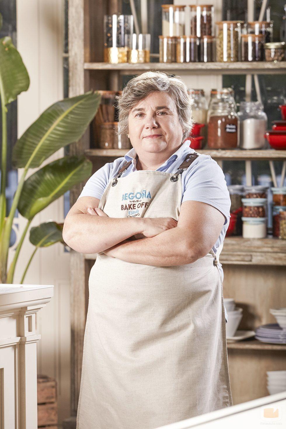Begoña, concursante de 'Bake Off España'