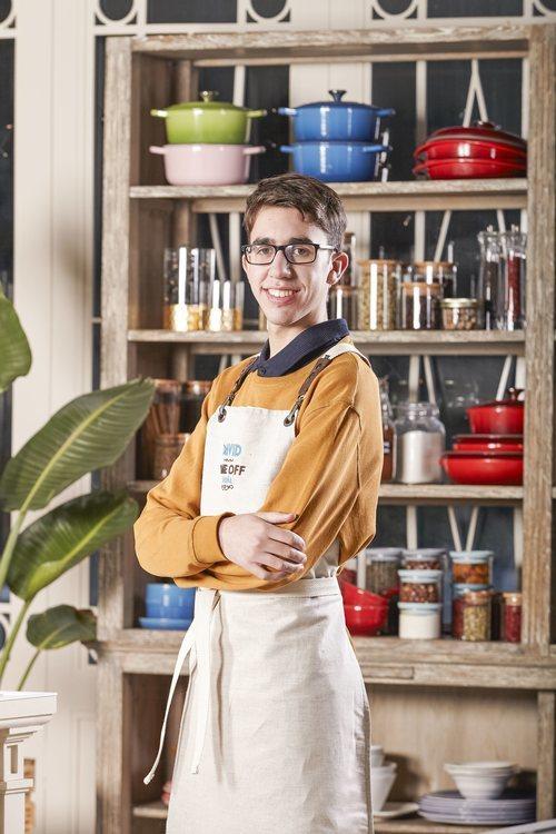 David, concursante de 'Bake Off España'
