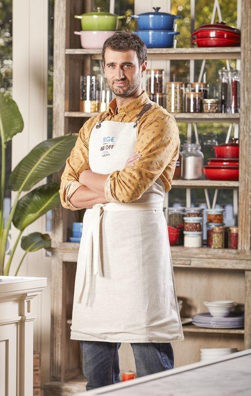 Jorge, concursante de 'Bake Off España'