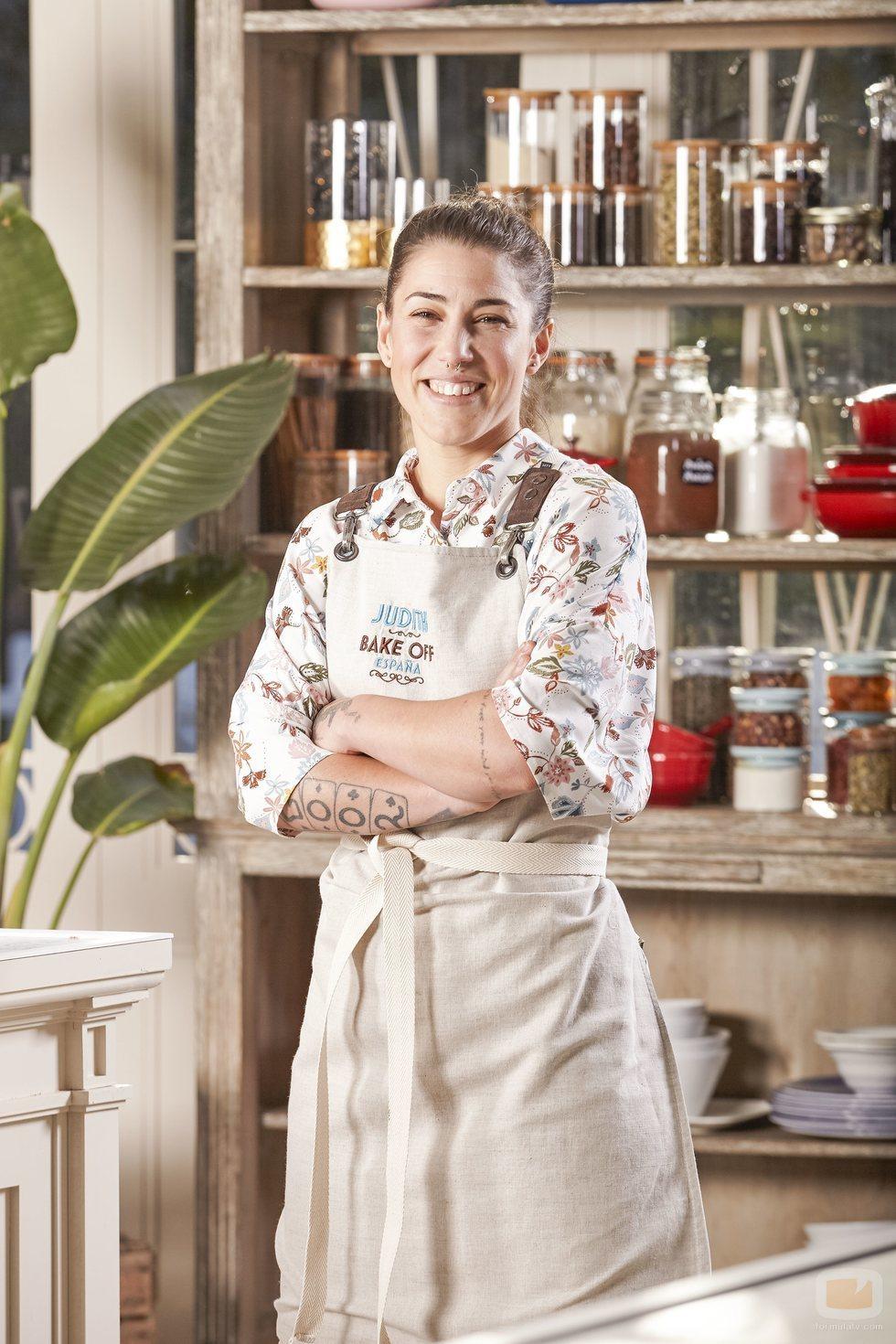 Judith, concursante de 'Bake Off España'