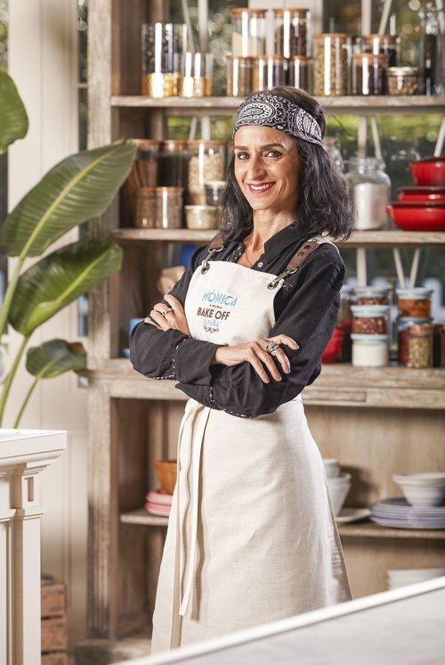 Mónica, concursante de 'Bake Off España'