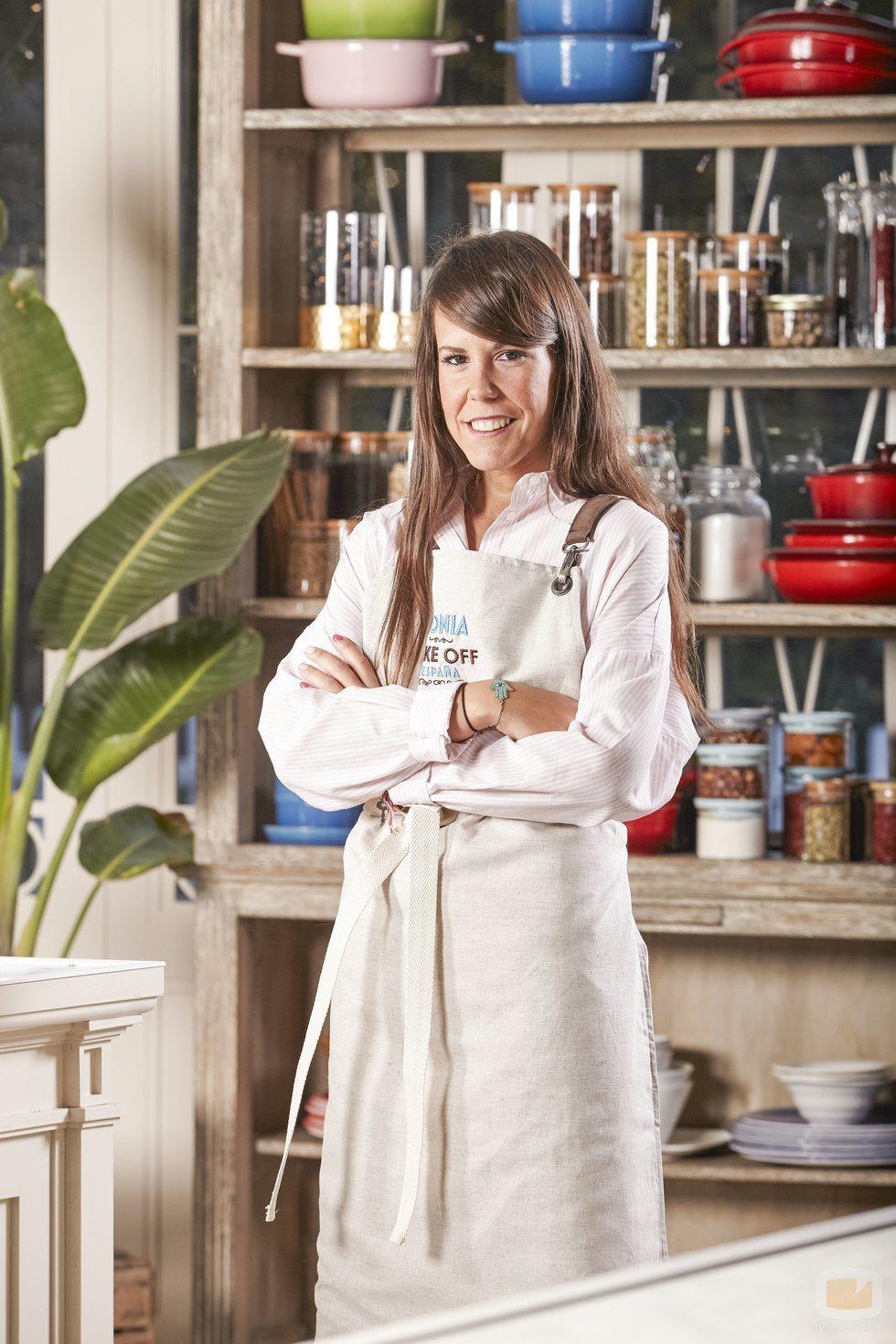 Sonia, concursante de 'Bake Off España'