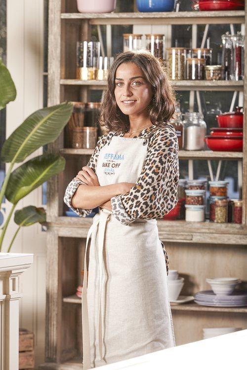 Steffana, concursante de 'Bake Off España'