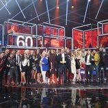 Concursantes de la Gala 2 de 'La mejor canción jamás cantada'