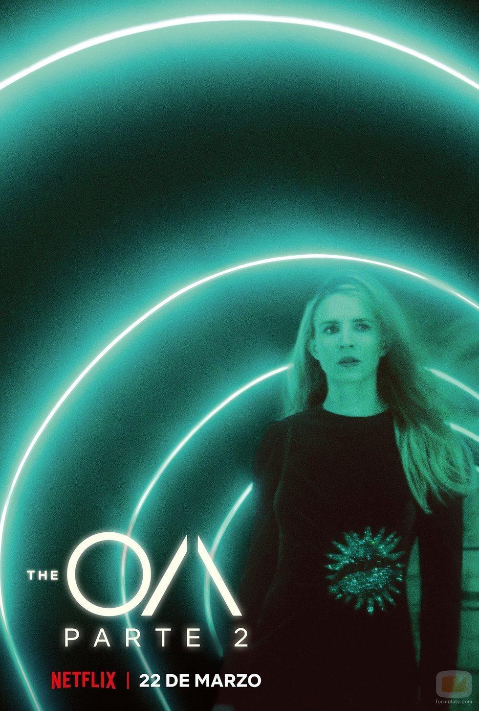 Póster de la segunda temporada de 'The OA'