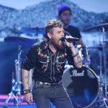 Jimmy Barnatán, concursante en la segunda gala de 'La mejor canción jamás cantada'