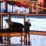 Lérica en la Gala 2 de 'La mejor canción jamás cantada'