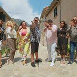 La familia Fernández Navarro en la quinta temporada de 'Los Gipsy Kings'