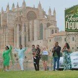 'Los Gipsy Kings' viaja hasta Egipto con los Fernández Navarro