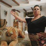 Salvadora posa para la quinta temporada de 'Los Gipsy Kings'