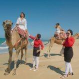 Las Salazar viajan hasta Marruecos en la quinta temporada de 'Los Gipsy Kings'