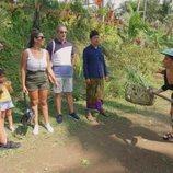 La familia Salazar, en la quinta temporada de 'Los Gipsy Kings'