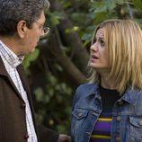 Antonio Dechent y Alexandra Jiménez en la serie 'La familia Mata'