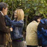 Antonio Dechent y Alexandra Jiménez en 'La familia Mata'