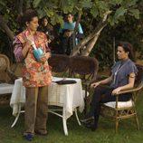 Chiqui Fernández en 'La familia Mata'