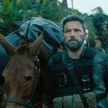 Ben Affleck en un paraje selvático sudamericano en 'Triple Frontera'
