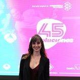 Marina San José en la presentación de '45 revoluciones'