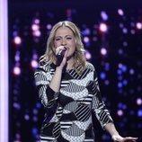 María Villalón en la segunda gala de 'La mejor canción jamás cantada'