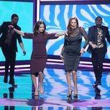 Azúcar Moreno en la segunda gala de 'La mejor canción jamás cantada'