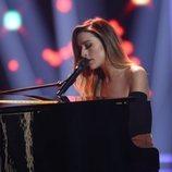 Belén Aguilera en la tercera gala de 'La mejor canción jamás cantada'