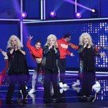 Las Supremas de Móstoles en la tercera gala de 'La mejor canción jamás cantada'