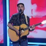 Nil Moliner en la tercera gala de 'La mejor canción jamás cantada'