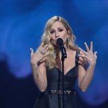 Marta Sánchez en la cuarta gala de 'La mejor canción jamás cantada'
