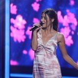 Georgina en la cuarta gala de 'La mejor canción jamás cantada'