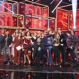 Todos los concursantes de 'La mejor canción jamás cantada' de la cuarta gala