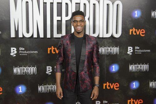 Famous ('OT 2018') en la premiere de 'La Caza. Monteperdido'