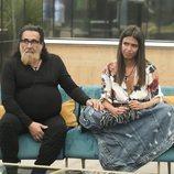 Juan Miguel y Sofía Suescun, durante la Gala 11 de 'GH Dúo'