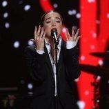 Lola índigo en la Gala 5 de 'La mejor canción jamás cantada'
