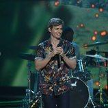 Carlos Baute, concursante en la Gala 5 de 'La mejor canción jamás cantada'