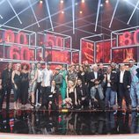 Concursantes de 'La mejor canción jamás cantada' en la Gala 5