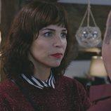 Gotzone lanza una mirada impasible en la quinta temporada de 'Allí abajo'