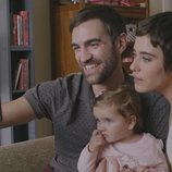 María León y Jon Plazaola forman una familia feliz en la temporada 5 de 'Allí abajo'