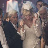 La accidentada boda de Toni y Deborah en la temporada 20 de 'Cuéntame cómo pasó'