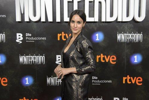 Megan Montaner en la premiere de 'La caza. Monteperdido'
