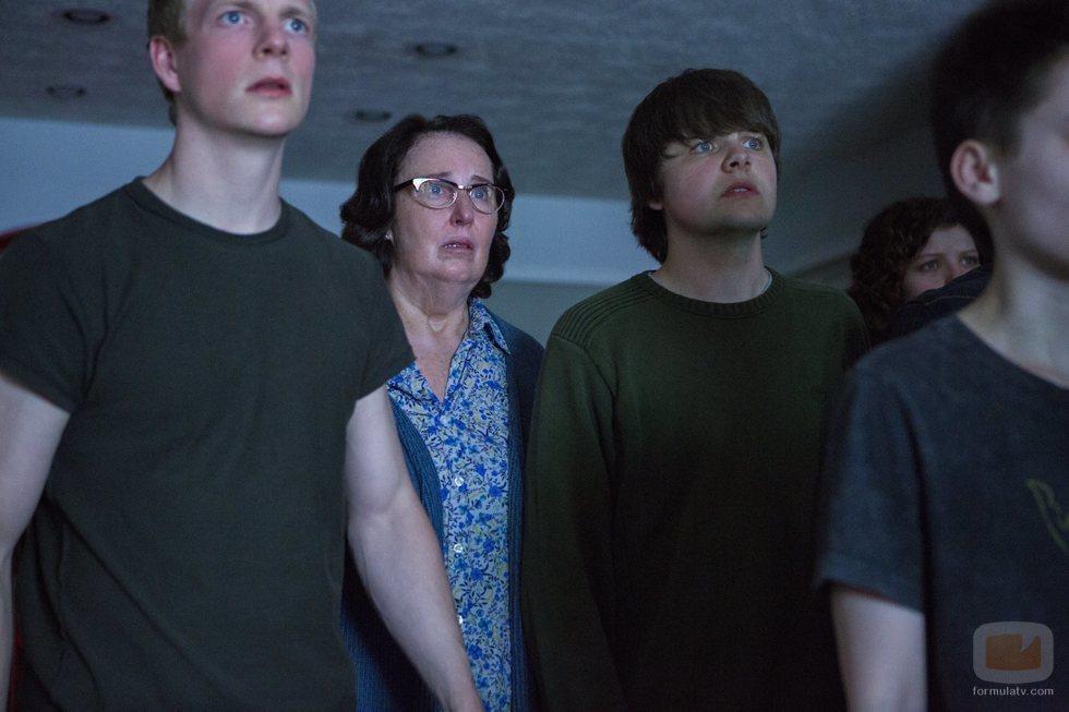 BBA y los chicos en la segunda temporada de 'The OA'