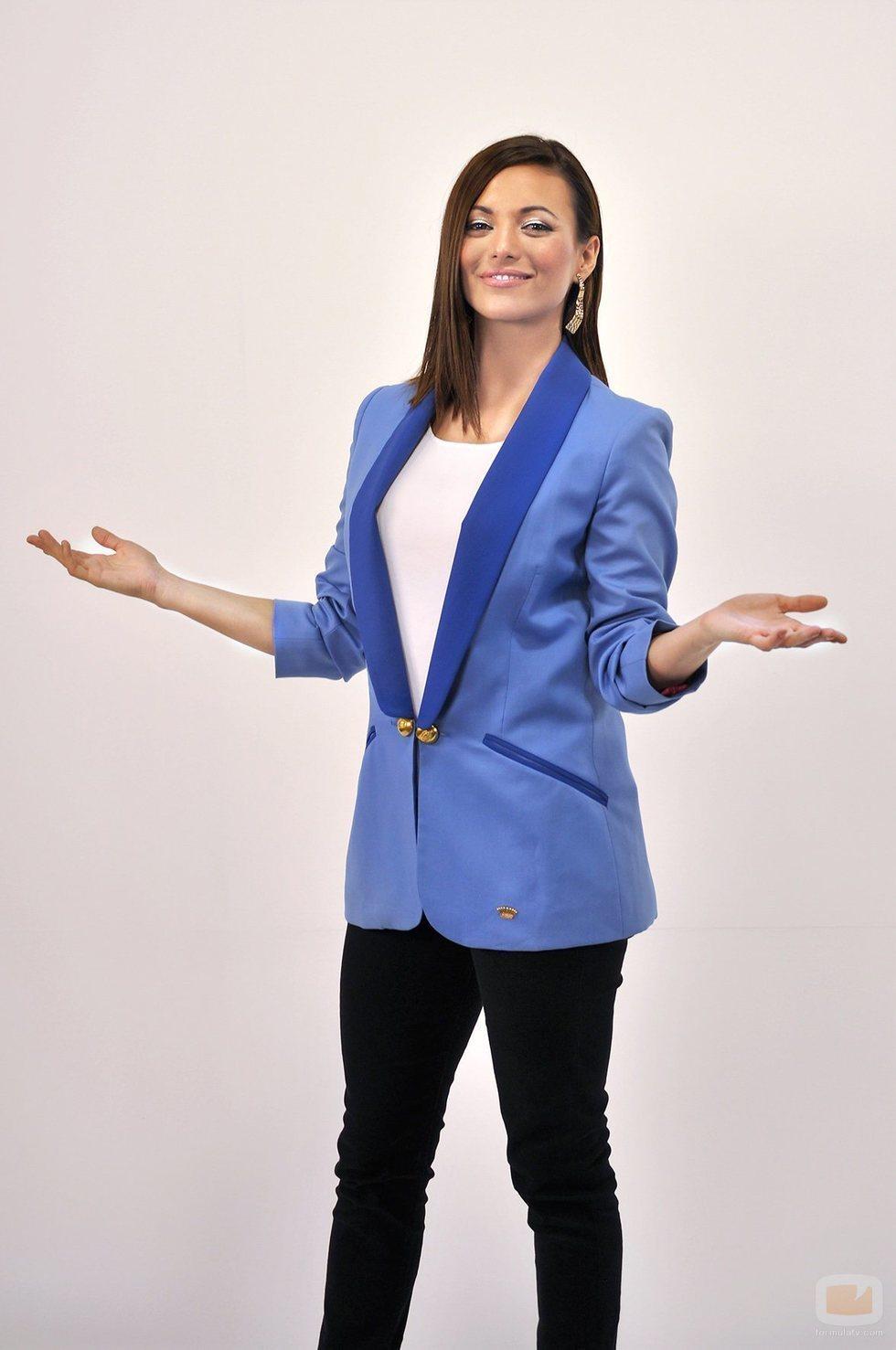Elisa Mouliaá, presentadora de 'TVemos', formato de La 1