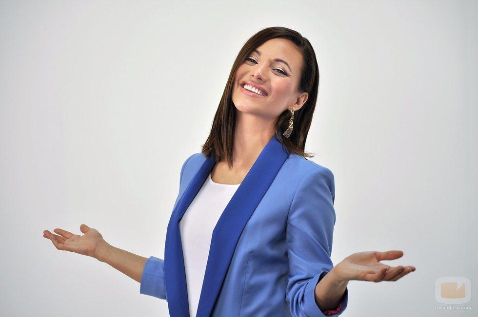 Elisa Mouliaá presenta 'TVemos' en La 1