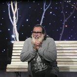 Juan Miguel, emocionado, durante la gala de 'GH Dúo: Límite 24 horas'