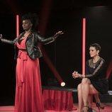 Carolina Sobe es expulsada frente a María Jesús en la Gala 12 de 'GH Dúo'