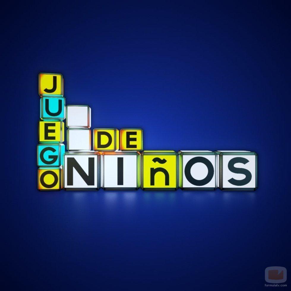 Logo del programa 'Juego de niños'