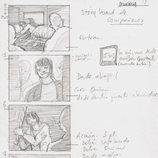 Storyboard del capítulo 20 de 'Compañeros'