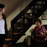 Megan Montarner y Beatriz Carvajal en 'La Caza. Monteperdido'