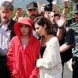 Ana regresa tras su desaparición en 'La caza. Monteperdido'