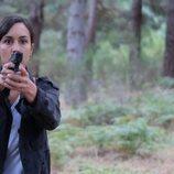 Sara Campos, sargento de la UCO, llega a 'La caza. Monteperdido'