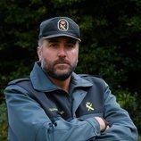 Javier Cifrián es Burgos en 'La caza. Monteperdido'